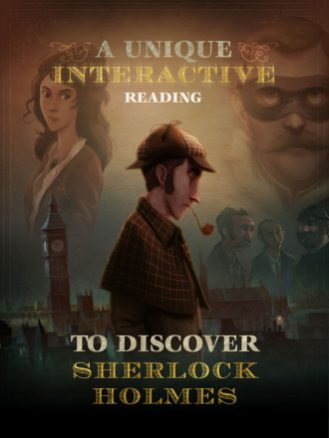 The Interactive Adventures of Sherlock Holmes-1