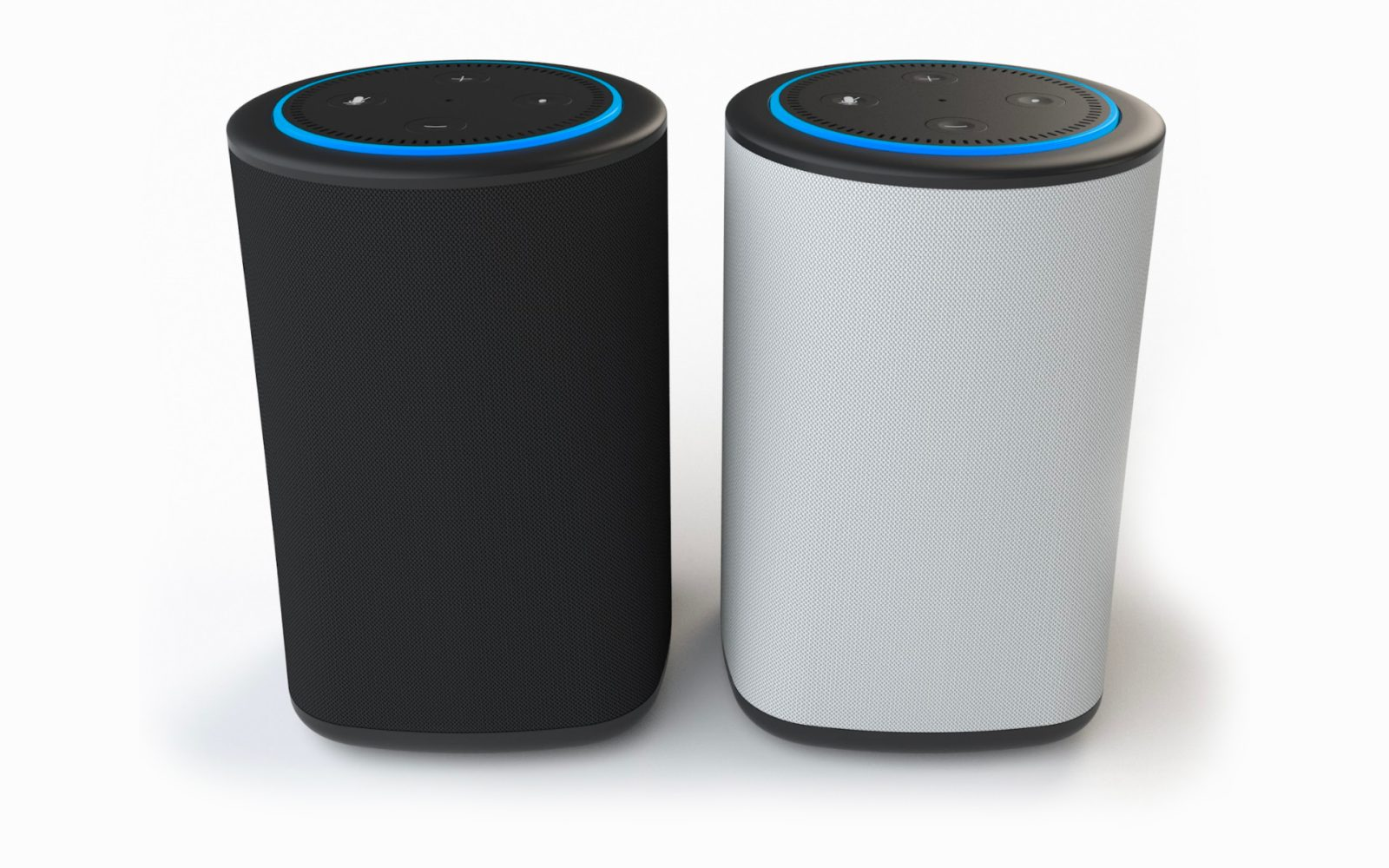 84c237b17fe9a5 VAUX makes Echo Dot portable, adds battery and external speaker ...