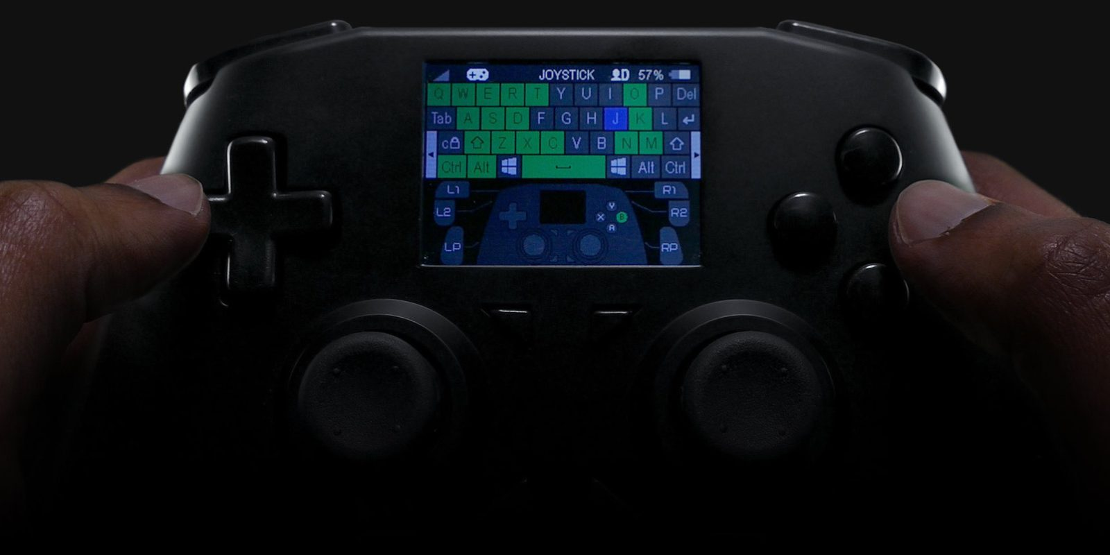 ALL-Controller supports your Xbox One, PS4 and iOS/Android