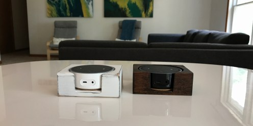 Kaizen Echo Dot Stand 4