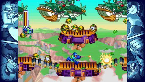 Mega Man Legacy Collection 2-2