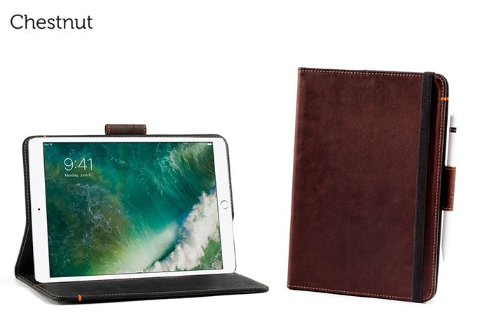 Oxford Leather iPad Pro 10.5 Case-4