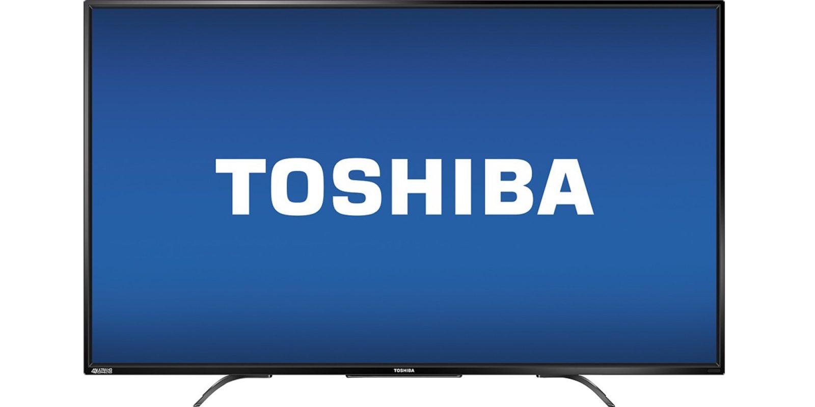 Daily Deals: Toshiba 49-inch 4K Ultra HDTV w/ Chromecast