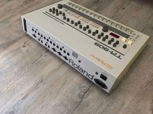 Daft Punk TR-909-3