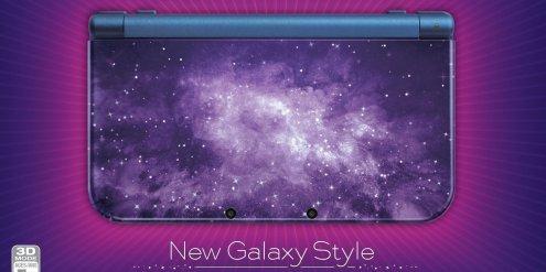 New 3DS XL Galaxy Edition