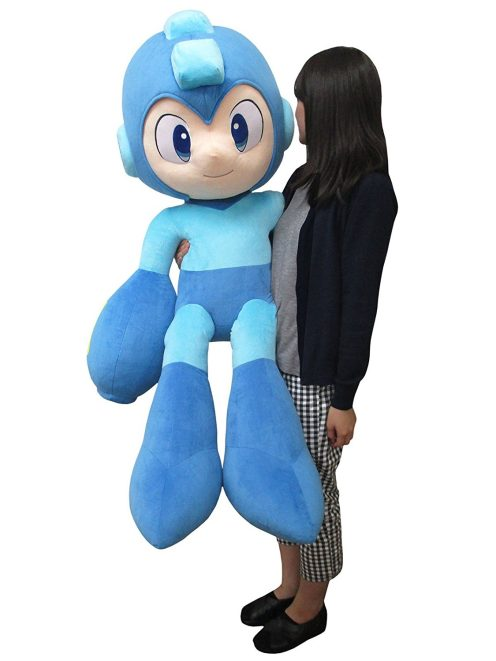 Mega Man Plush Toy-01-2