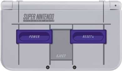 Nintendo New 3DS XL - Super NES Edition-4