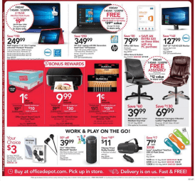Office Depot Black Friday 2017-2