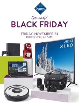 Sam's Club-Black Friday 2017-ad-1