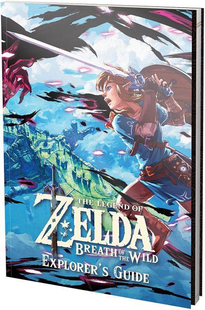 The Legend of Zelda Breath of the Wild Explorer_s Edition-2