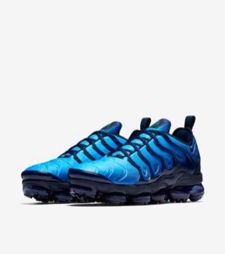 Nike Air VaporMax Blue