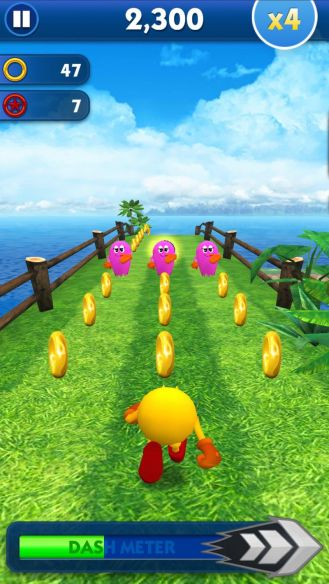 Sonic_Dash_featuring_PAC_MAN___Screenshot_05