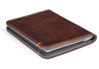 Classic Leather Passport Holder-5