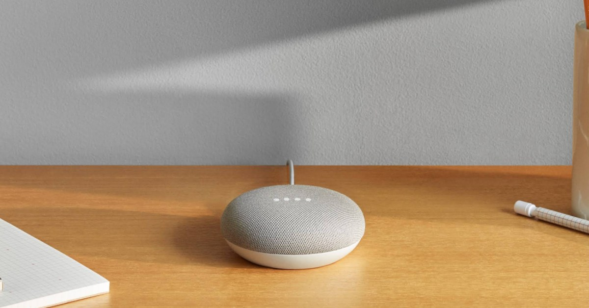 Google Home Mini falls to one of its best prices yet at just $15 - 9to5Toys