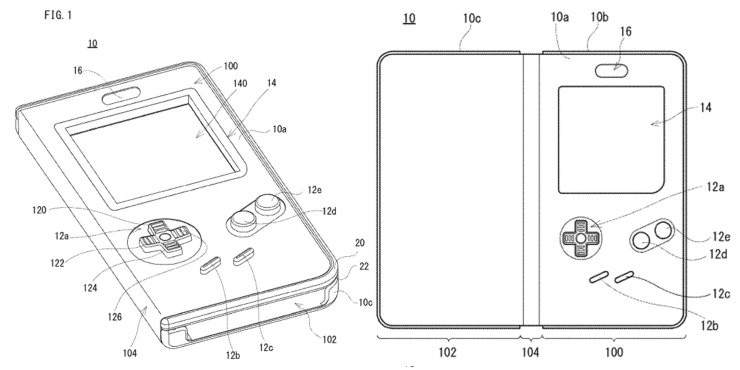 Nintendo registra capa de smartphone em formato de Game Boy
