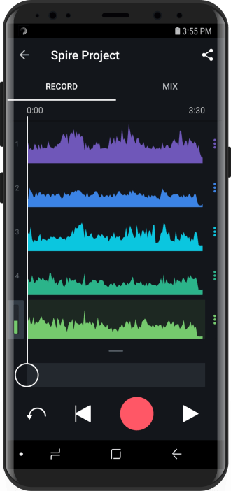 Recording on Android