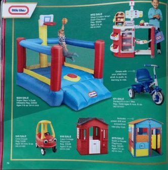 Target Toy Book 2018-07