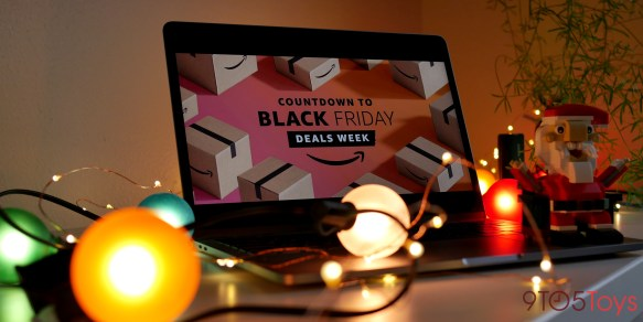 Amazon's Seven Days of Black Friday Deals