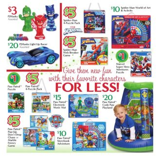 Dollar General Toy Book page 10