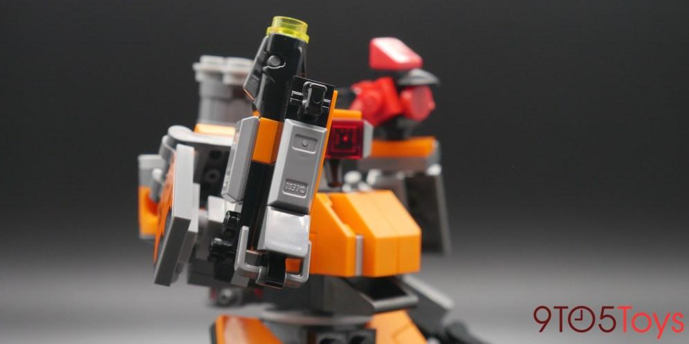 LEGO Overwatch Bastion Arm