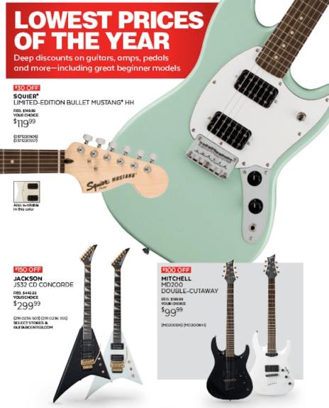 Guitar Center Black Friday ad-2018-06