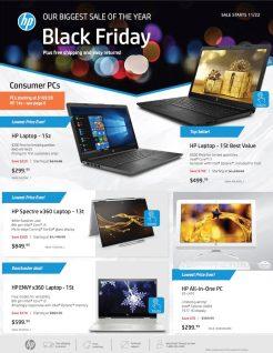 HP Black Friday 2018 Ad 1