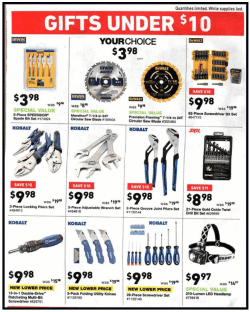 Lowe's Black Friday ad-12