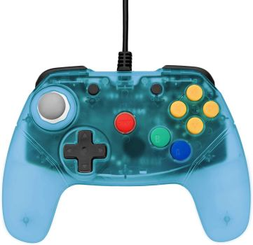 Retro Fighters N64 controllers-05