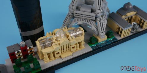 LEGO Paris Skyline
