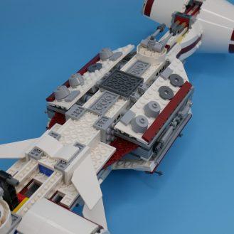 LEGO Tantive IV set Belly