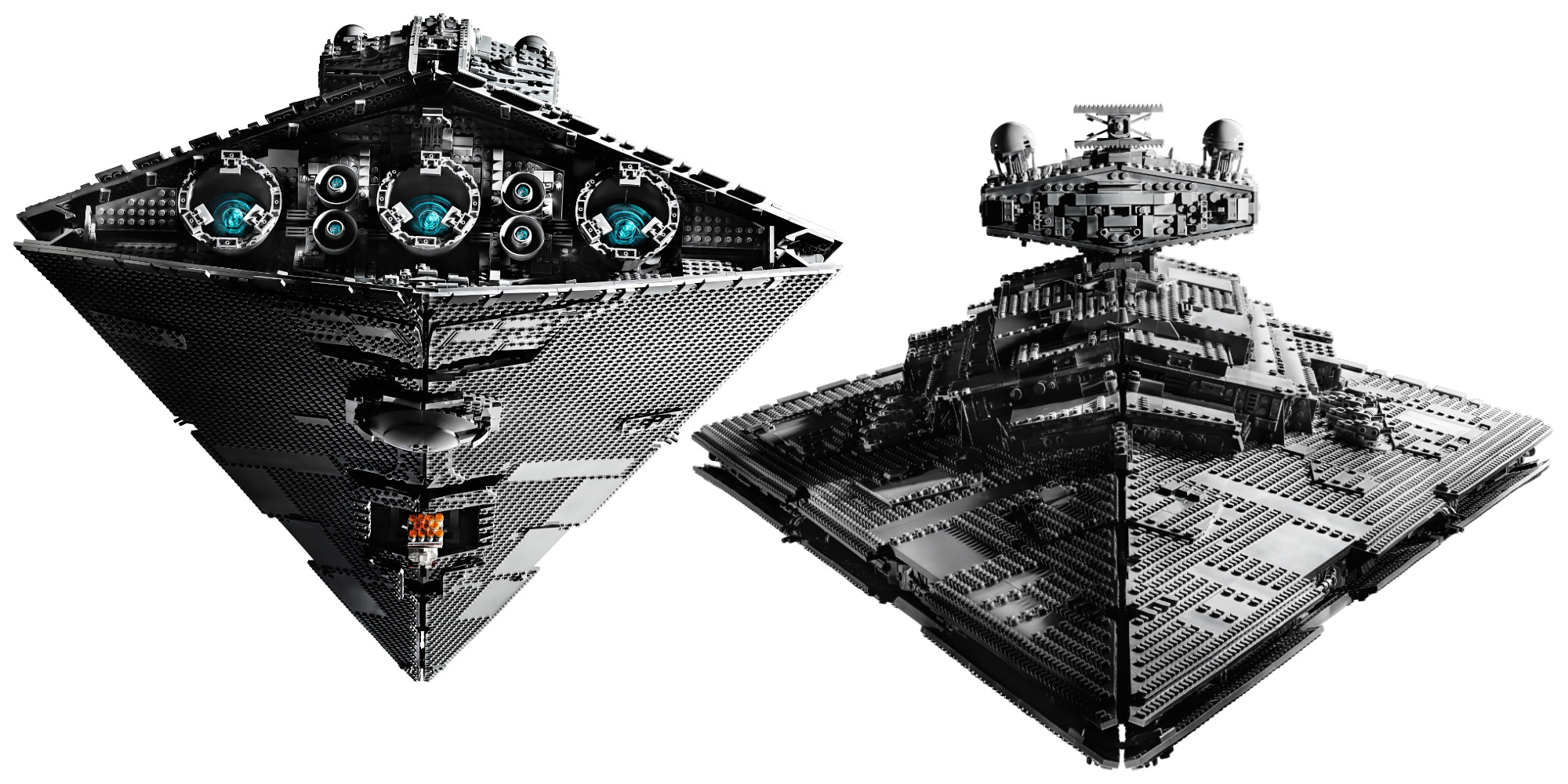 Lego Imperial Star Destroyer Packs Over 4700 Pieces More