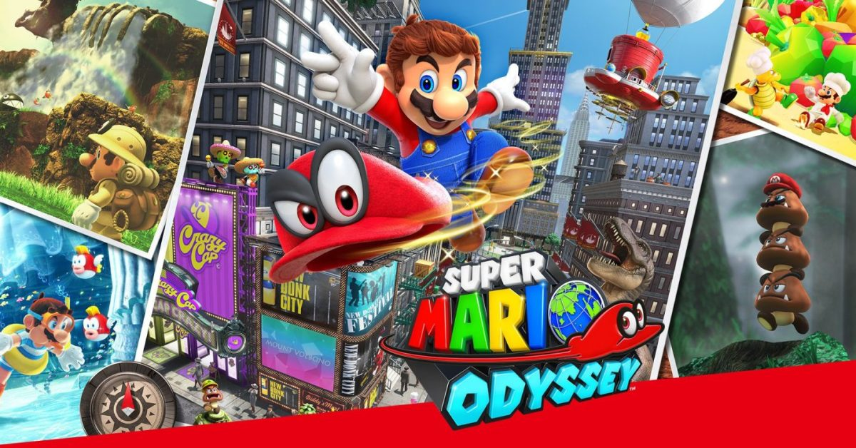 Today's best game deals: Mario Odyssey $40, Link's Awakening $45, Mario Party $40, more - 9to5Toys