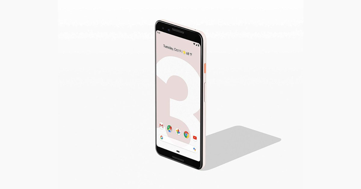 Score Google's Pixel 3 64GB smartphone returns to 2021 low of $160 - 9to5Toys