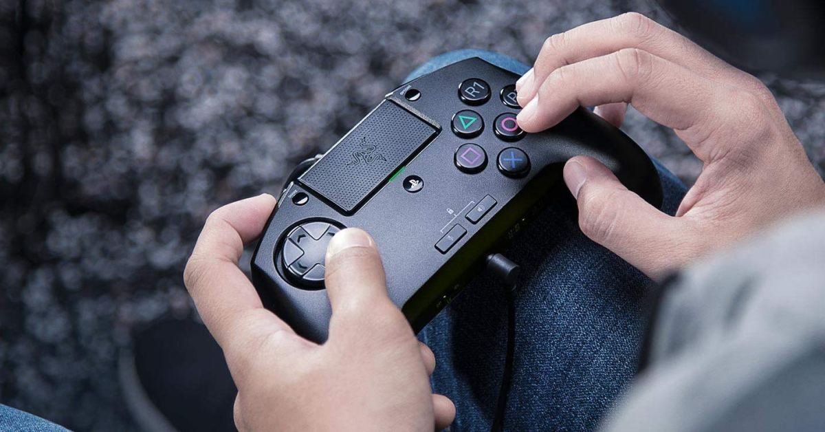 Razer Raion Fightpad Controller for PS4/PS5 back down to Amazon low at $60 (Reg. $100) - 9to5Toys