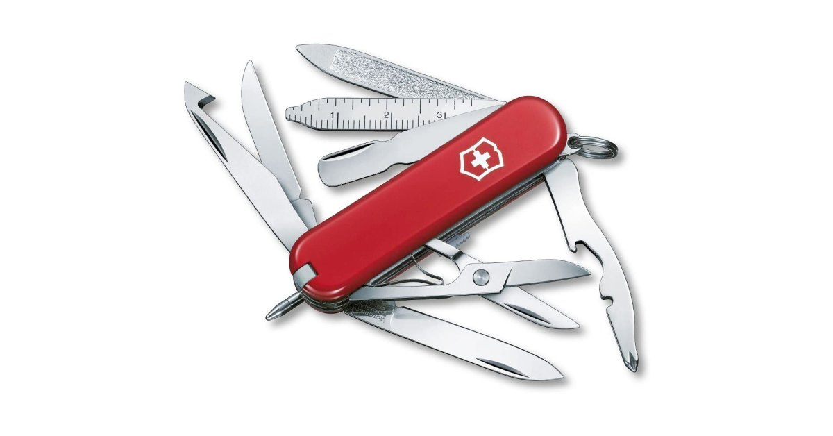 Victorinox's Swiss Army Multi-Tool nears Amazon low as it drops to under $23