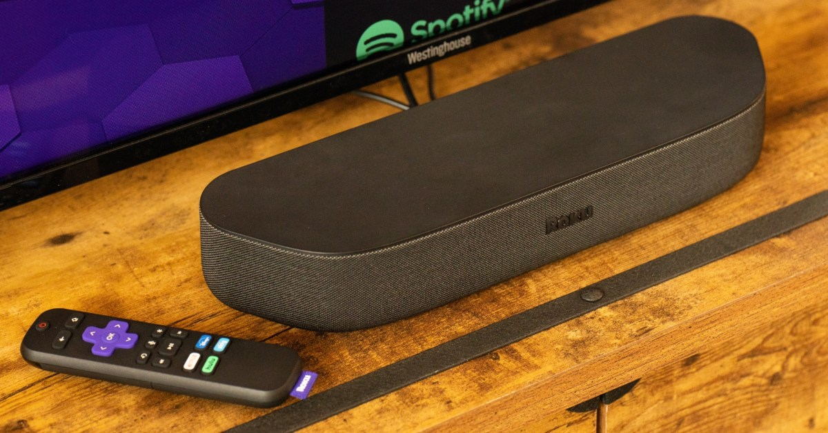 Roku Streambar delivers AirPlay 2, HomeKit, 4K content, more at $109 (Reg. $130)