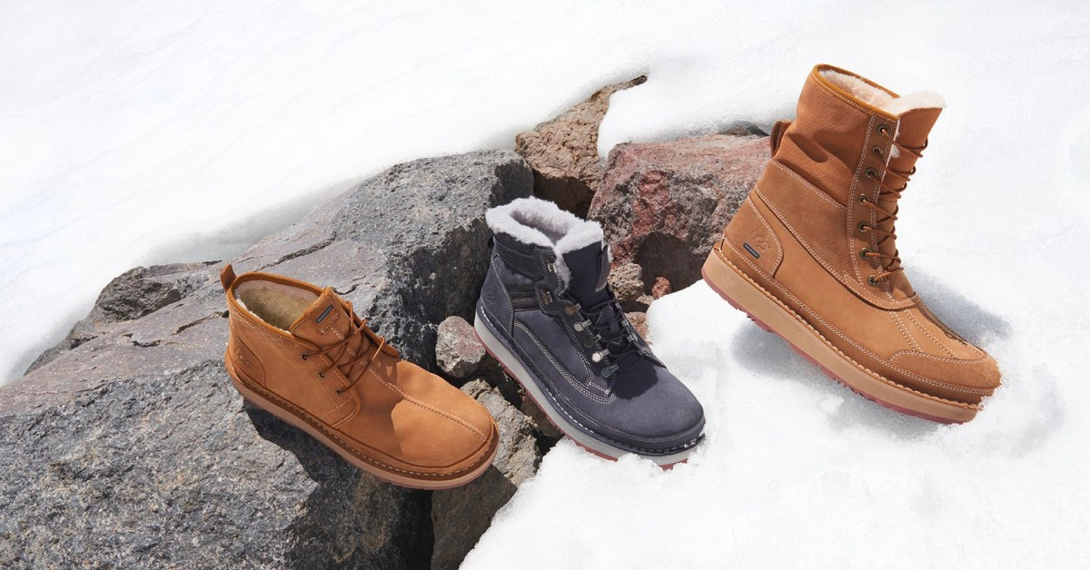 Nordstrom Rack's UGG Flash Sale offers up to 65% off fall boots, slippers, sneakers, more
