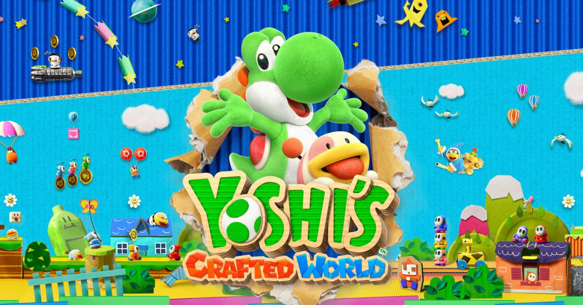 Today's best game deals: Yoshi's Crafted World, Stardew Valley, Kirby, Splatoon 2, more - 9to5Toys