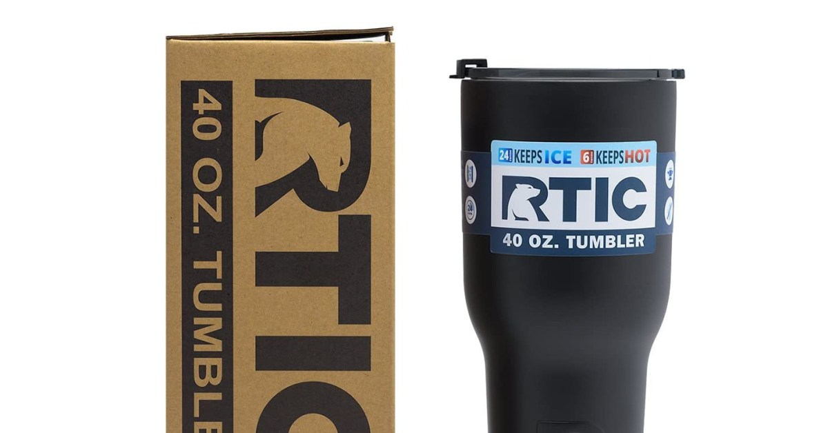 Stuff some stockings with RTIC's steel travel tumbler, now down to $14.50 (Reg. $35+) - 9to5Toys