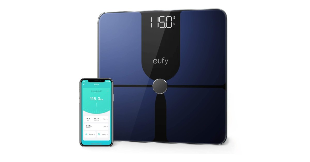 Anker's eufy Smart Scale plummets to $25.50 at Amazon (Save 43%) - 9to5Toys
