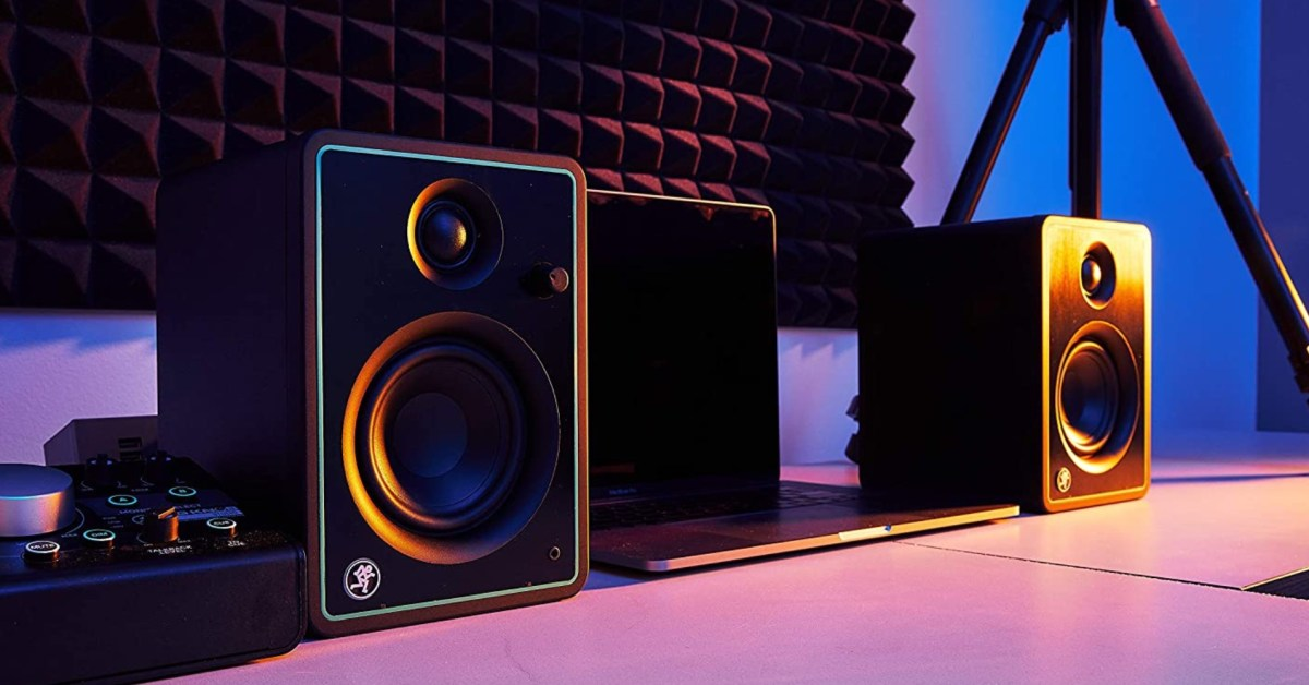 Mackie's latest CR-X speakers fall to all-time lows from $90 (Save up to 26%)