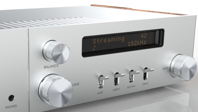 SA750 Amplifier with AirPlay 2