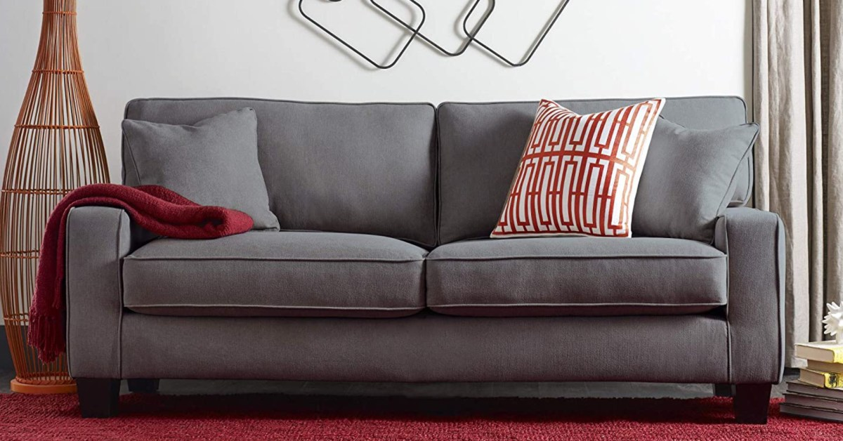 Grab a seat on Serta's Palisades Sofa for $281 at Amazon (Reg. $450) - 9to5Toys