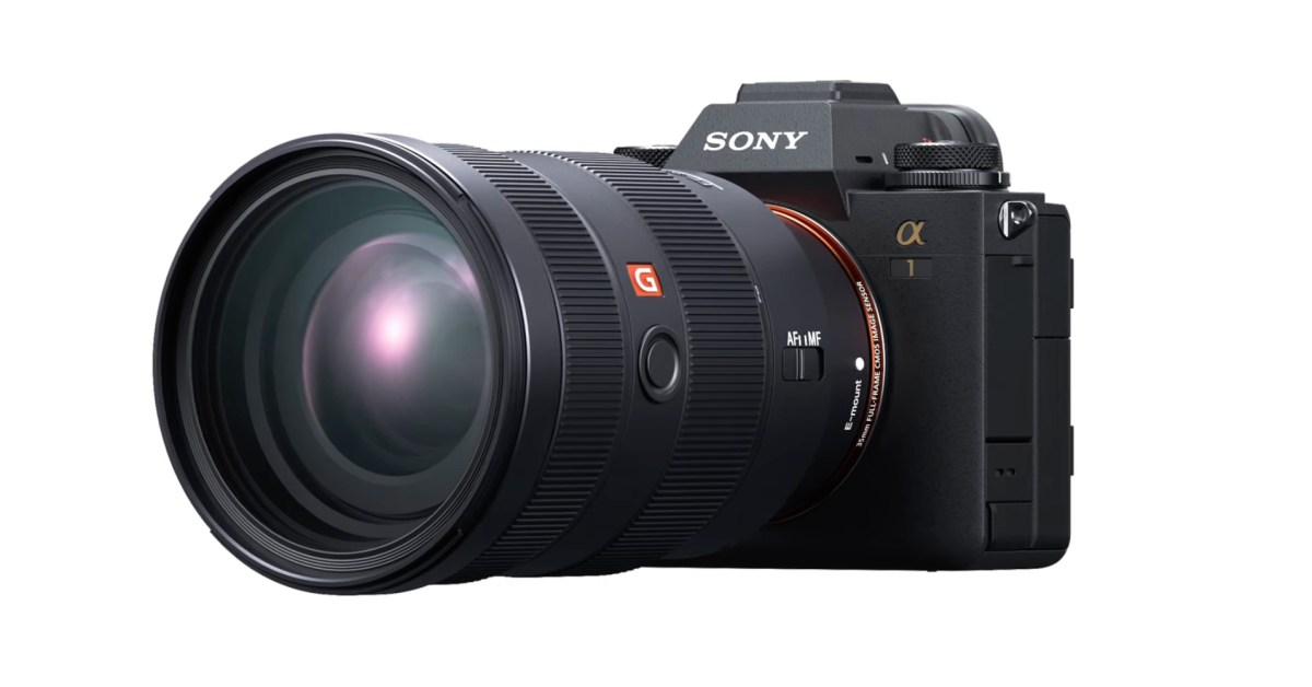 All-new Sony Alpha a1 captures 8K video, 50.1MP photos, more - 9to5Toys
