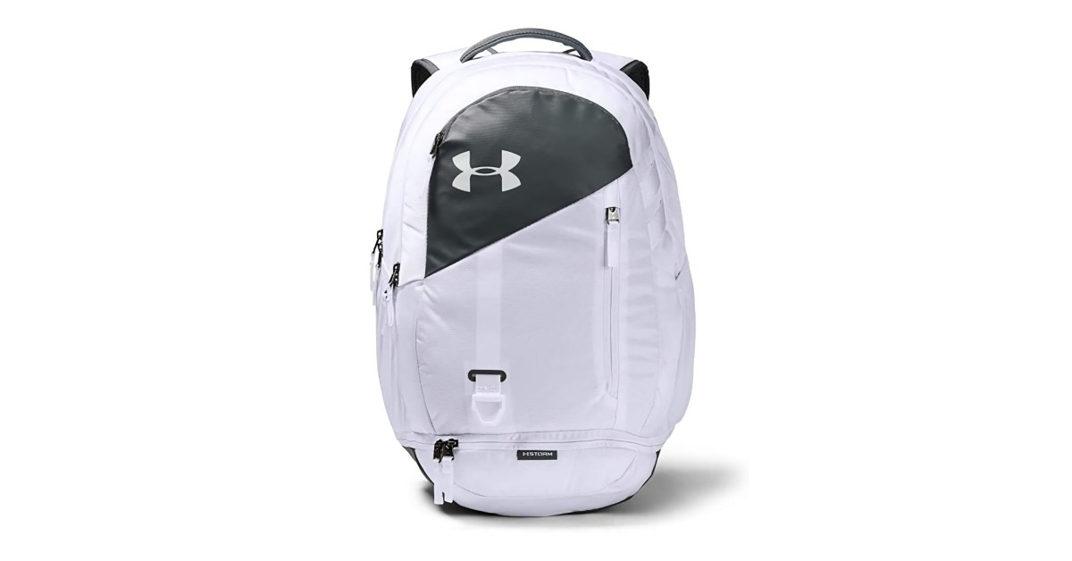 Amazon wipes 37% off Under Armour's Mac-ready Hustle 4.0 Backpack, now $31.50 - 9to5Toys