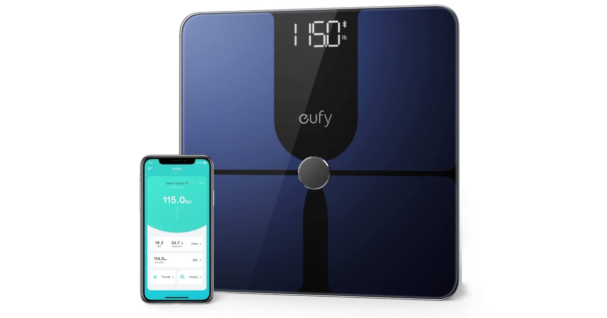 Anker's Bluetooth smart scale tracks 14 stats with Apple Health at $30 (Save 33%) - 9to5Toys