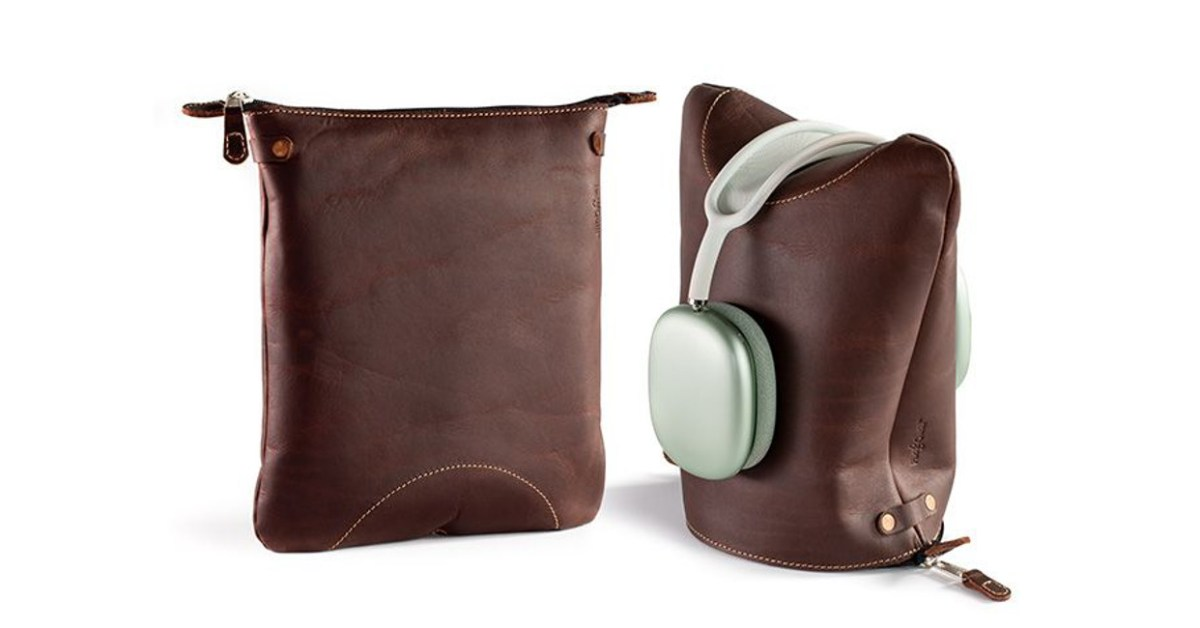 Pad & Quill's leather AirPods cases now 15% off from $42.50 - 9to5Toys