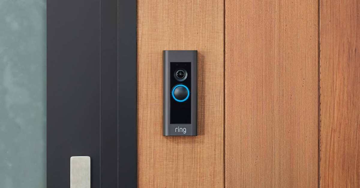 Protect what matters most with Ring Video Doorbell Pro now $95 (Refurb. Orig. $249) - 9to5Toys