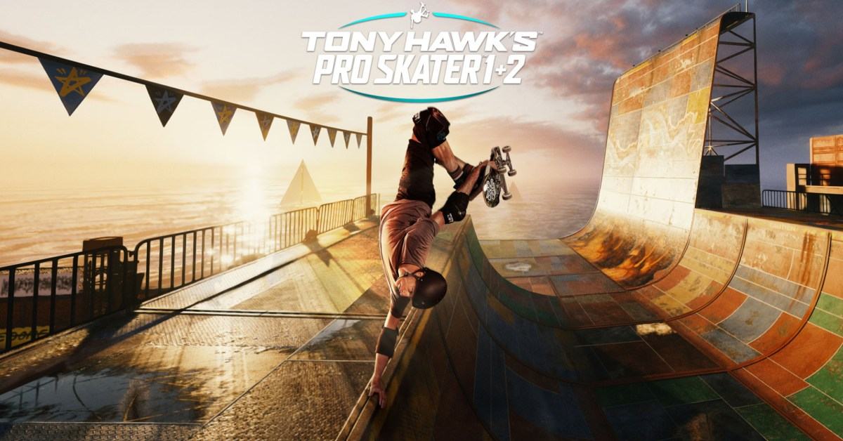 Tony Hawk's Pro Skater remaster coming to Nintendo Switch, PS5, and XSX
