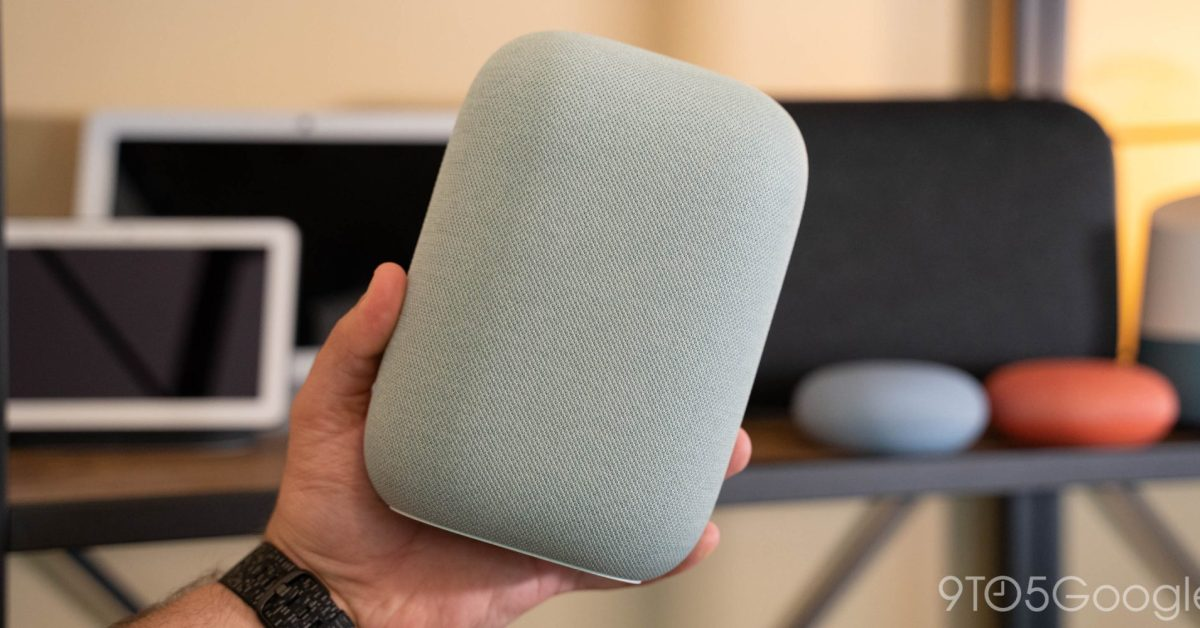 Bring a pair of Google Nest Audio speakers to your Assistant setup for $170 - 9to5Toys